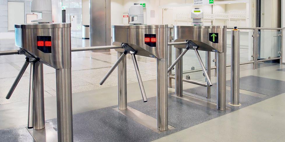 СКУД — система контроля и управления доступом