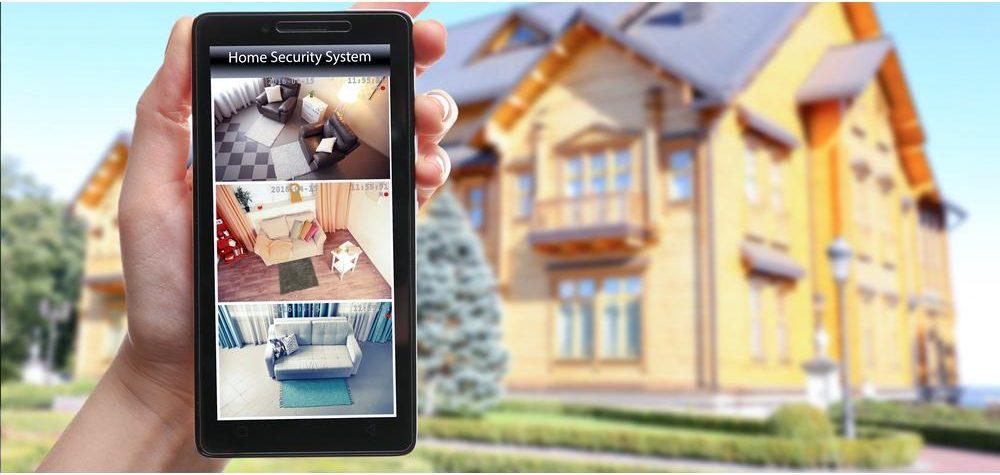Видеонаблюдение-для-частного-дома